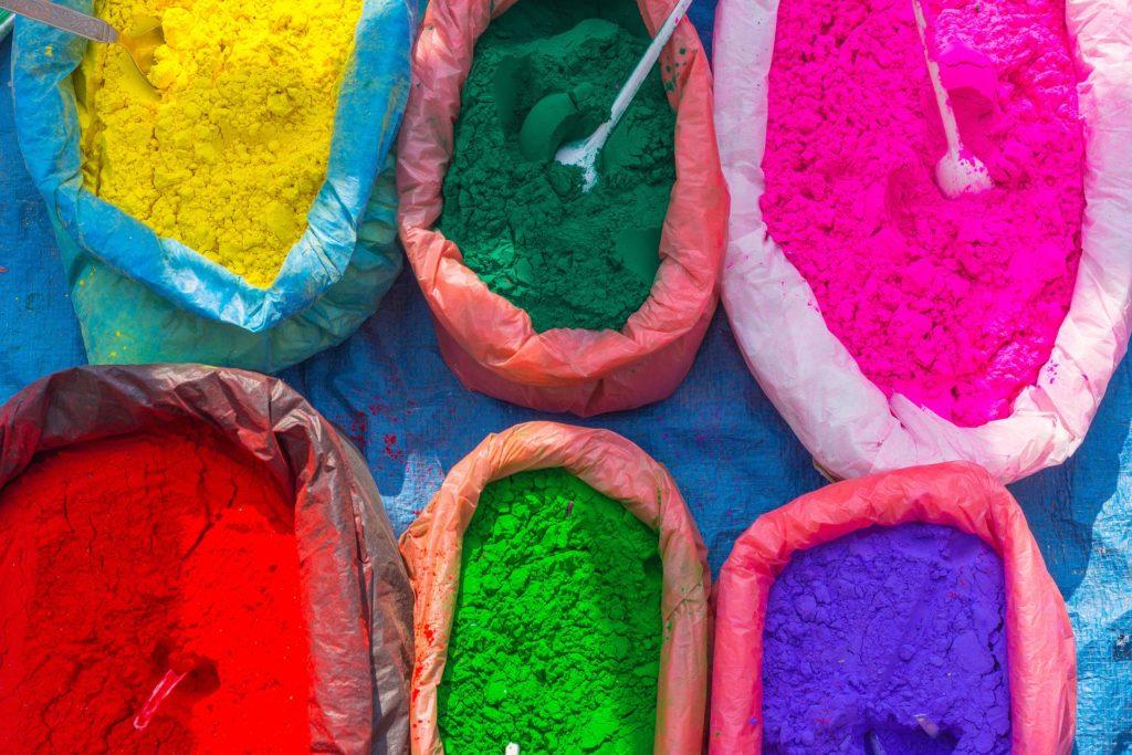 Je choisis les couleurs de ma vie !